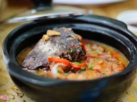 Cá lóc kho tộ ngon cơm